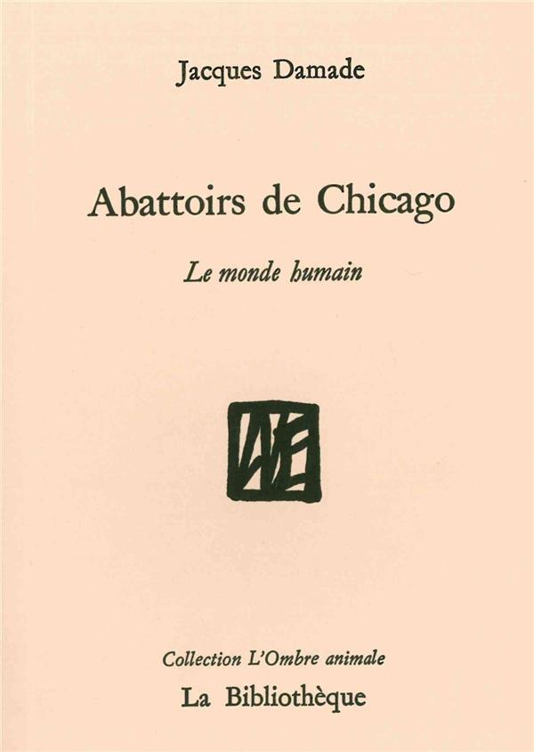 Abattoirs de Chicago